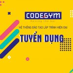 CodeGym tuyển Lập trình viên – Lương 10-20 triệu/tháng