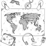 [Học nghề] Vẽ tấm bản đồ riêng