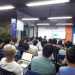 Hội thảo Blockchain thu hút gần trăm người tham dự