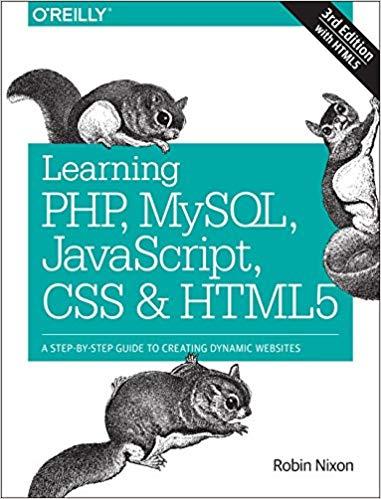 tài liêu học lập trình web với PHP, sách học lập trình php