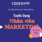 Tuyển Digital Marketing, mức lương 12 triệu – Đi làm ngay!