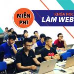 Khóa học làm web miễn phí tại Hà Nội