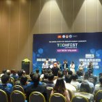 CodeGym tham dự ngày hội khởi nghiệp Techfest Vietnam 2018