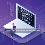 Công việc của lập trình viên đem lại thu nhập cao