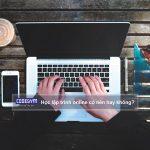 Học lập trình online có nên hay không?