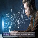 Lập trình web và cách học căn bản cho người mới