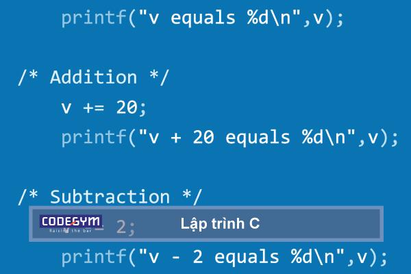 Lập trình C là gì?