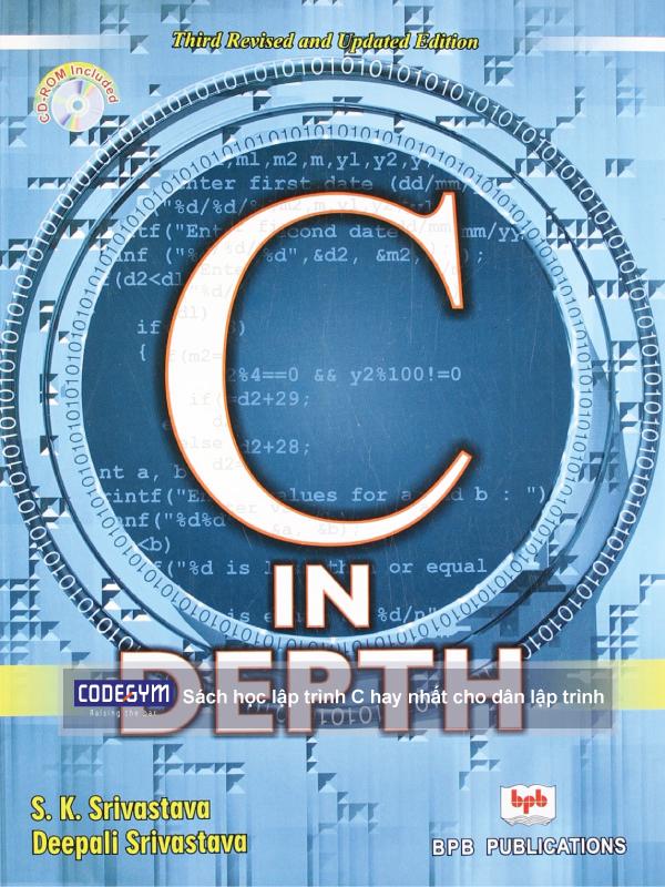 Sách học lập trình C hay nhất cho dân lập trình