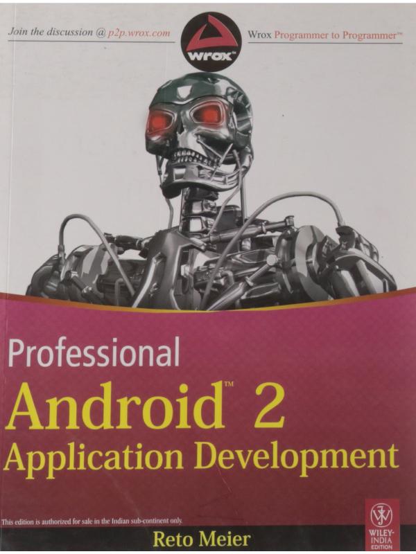 Sách học lập trình android hay nhất