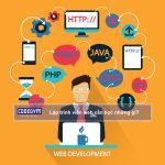Lập trình viên web cần học những gì?