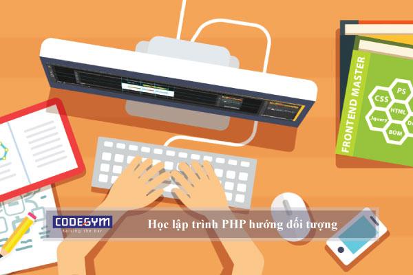 Học lập trình PHP hướng đối tượng