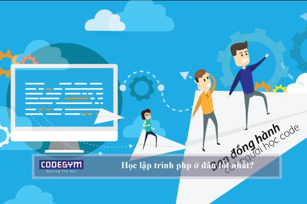 Học lập trình php ở đâu tốt nhất?