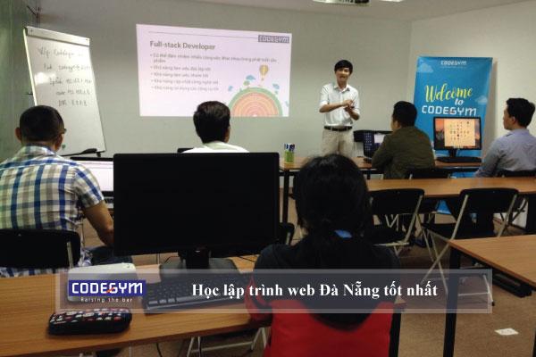 Học lập trình web Đà Nẵng tốt nhất cho người mới bắt đầu