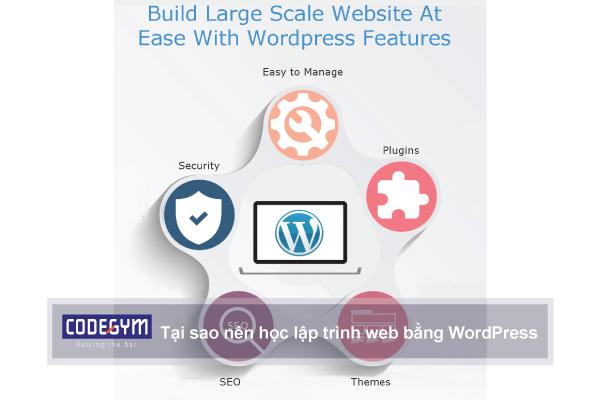 Tại sao nên học lập trình web bằng WordPress