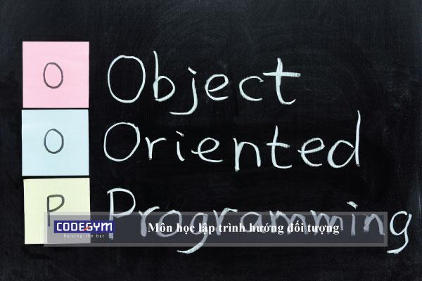 Những điều bạn cần biết về môn học lập trình hướng đối tượng