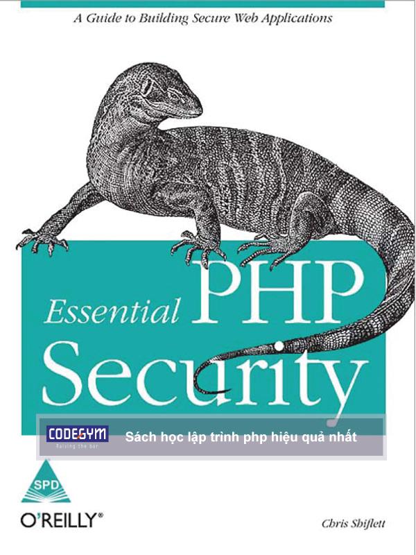 Sách học lập trình php hiệu quả nhất