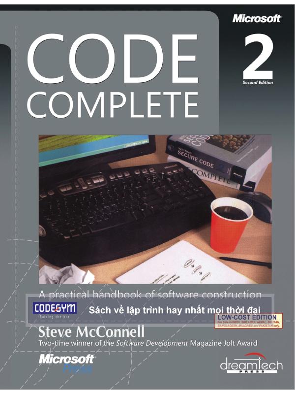 Sách về lập trình hay nhất mọi thời đại