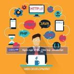 Vai trò của lập trình HTML, CSS vàJavaScript trong việc xây dựng website