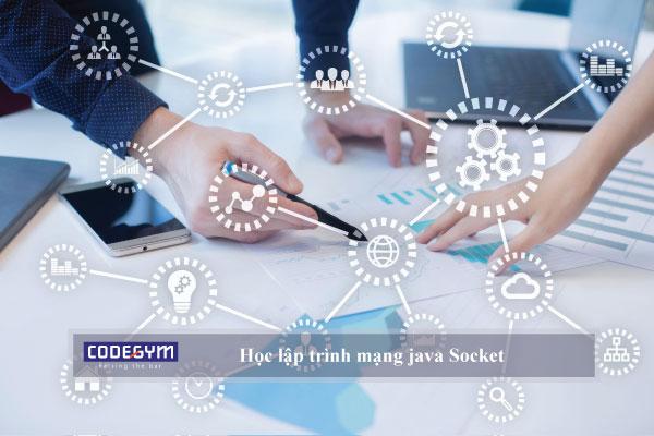 Học lập trình mạng java Socket