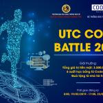 """CodeGym phối hợp cùng ĐH Giao thông Vận tải tổ chức cuộc thi lập trình """"UTC Code Battle 2019"""""""