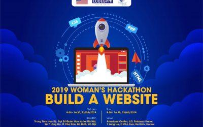 2019 Women's Hackathon: Cuộc thi lập trình dành cho phái nữ