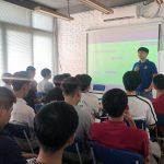 Chương trình thực tập của sinh viên trường Cao đẳng nghề Bách khoa Hà Nội tại CodeGym