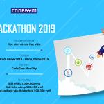 Hackathon 2019: Cuộc đua tài của cộng đồng CodeGymers