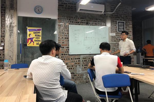 CodeGym Hackathon 2019