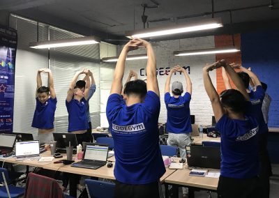 Thể dục CodeGym - 2