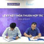 CodeGym và ReactPlus ký kết thỏa thuận hợp tác đào tạo – tuyển dụng