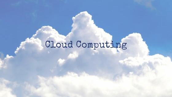 Tổng quan về Điện Toán Đám Mây (Cloud Computing)