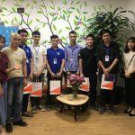 Chuyến thăm doanh nghiệp Funtap của học viên CodeGym
