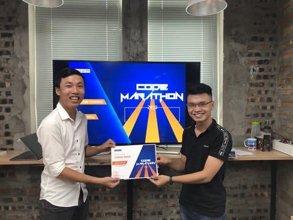 Code Marathon 2019