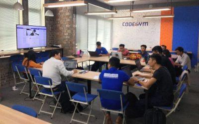 Câu lạc bộ Viết CodeGym: Code giỏi, viết cũng phải hay!