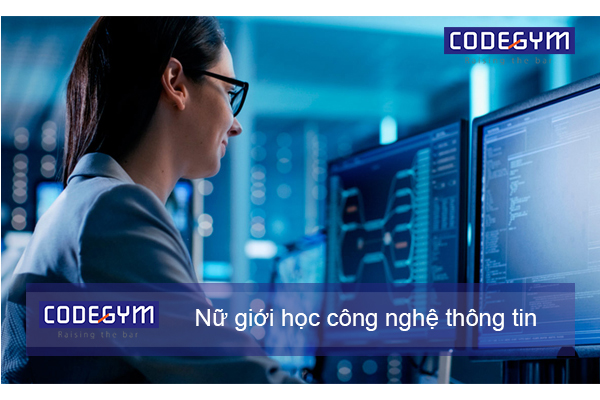 Con gái học công nghệ thông tin ra làm gì