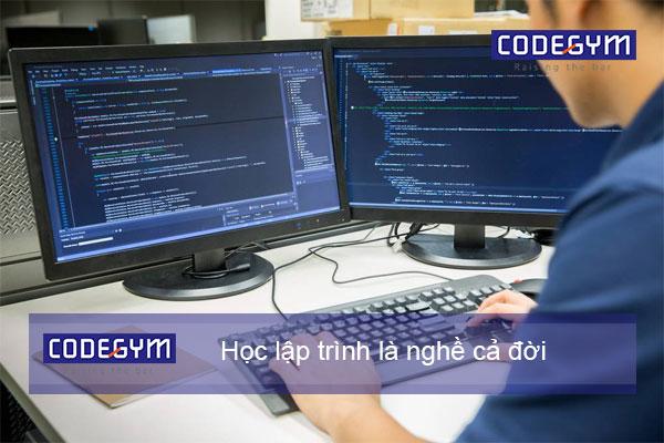 Nên học lập trình front end ở đâu
