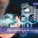 Bạn có biết ngành công nghệ thông tin học những gì chưa?