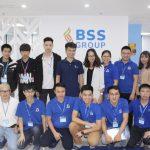Chuyến thăm doanh nghiệp BSS Group của học viên CodeGym