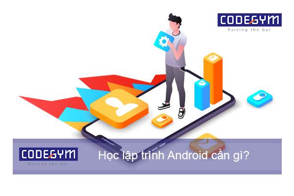 Có nên học lập trình Android