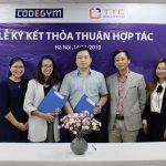 CodeGym và TTC-Solutions ký kết MoU – hợp tác đào tạo & tuyển dụng