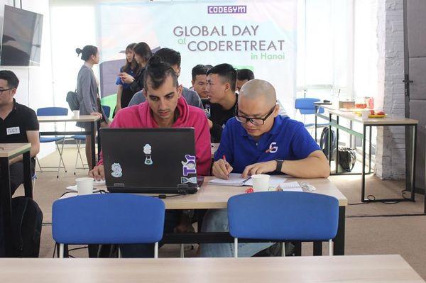 Coderetreat in Hanoi