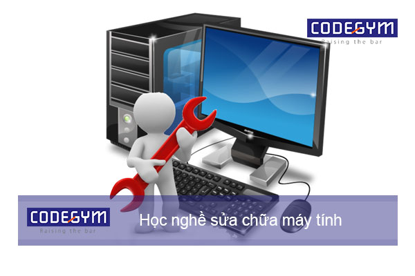 Học nghề sửa chữa máy tính