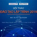 Hội thảo đào tạo lập trình 2019