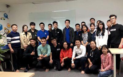 Chuyến thăm doanh nghiệp DEHA của học viên CodeGym