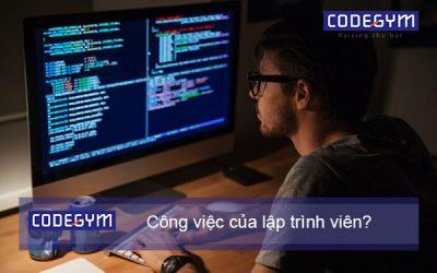 Có nên chuyển sang nghề lập trình không – Góc giải đáp
