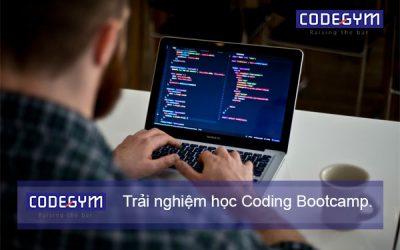Cùng trải nghiệm học Coding Bootcamp – Học lập trình