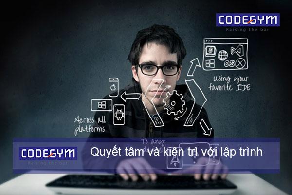 Học lập trình Coding Bootcamp có khó không nếu bạn cso quyết tâm