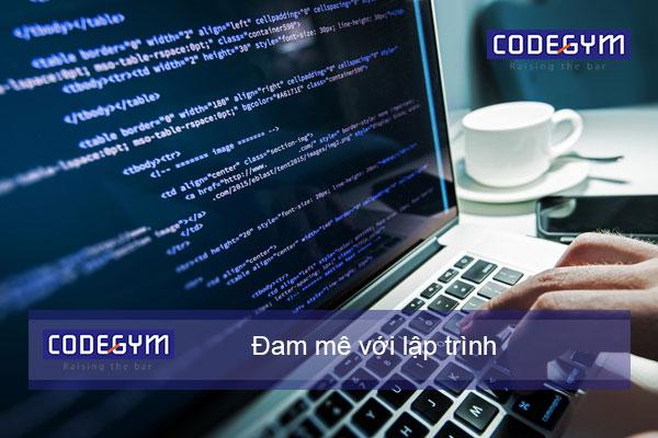 học lập trình Coding Bootcamp với đam mê