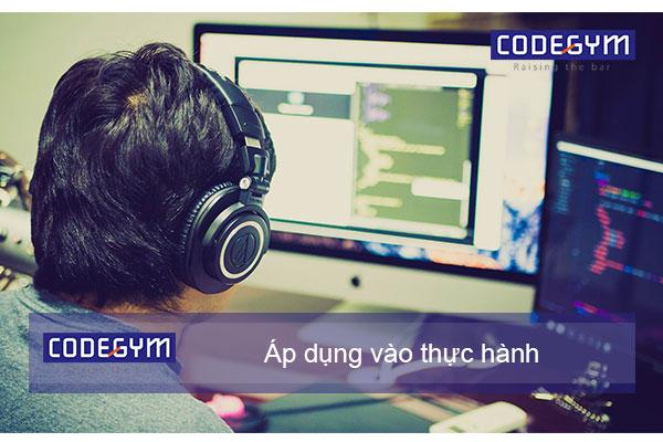 Học lập trình Coding Bootcamp đi đôi với thực hành