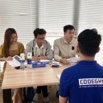 Học viên CodeGym nắm bắt cơ hội việc làm tại Hiring Day